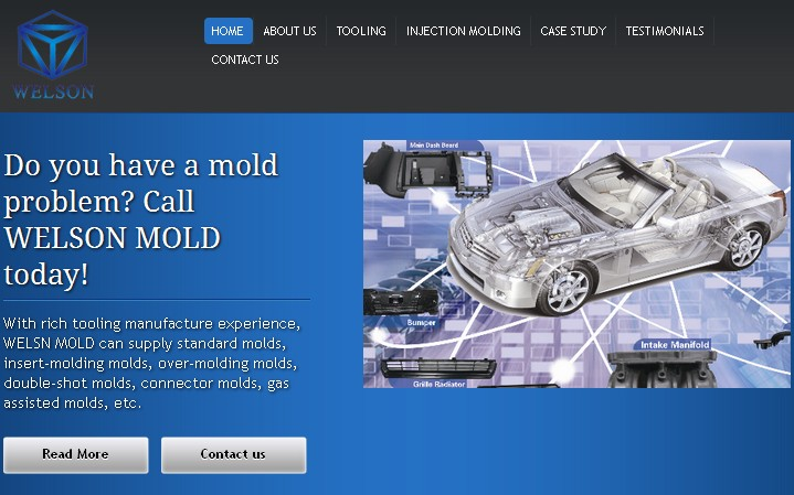 Mold Company website
